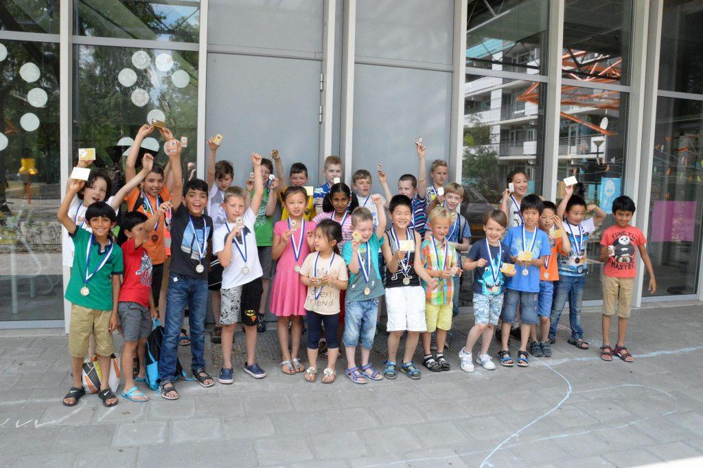 Alle winnaars van het 7e Eindhoven Cup Toernooi